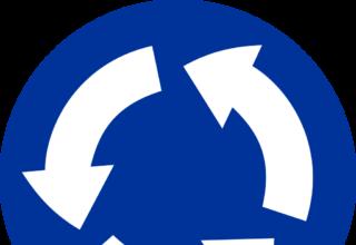 Rondo - znak